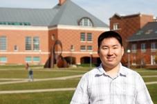 Isaiah Kim, Ph.D. student
